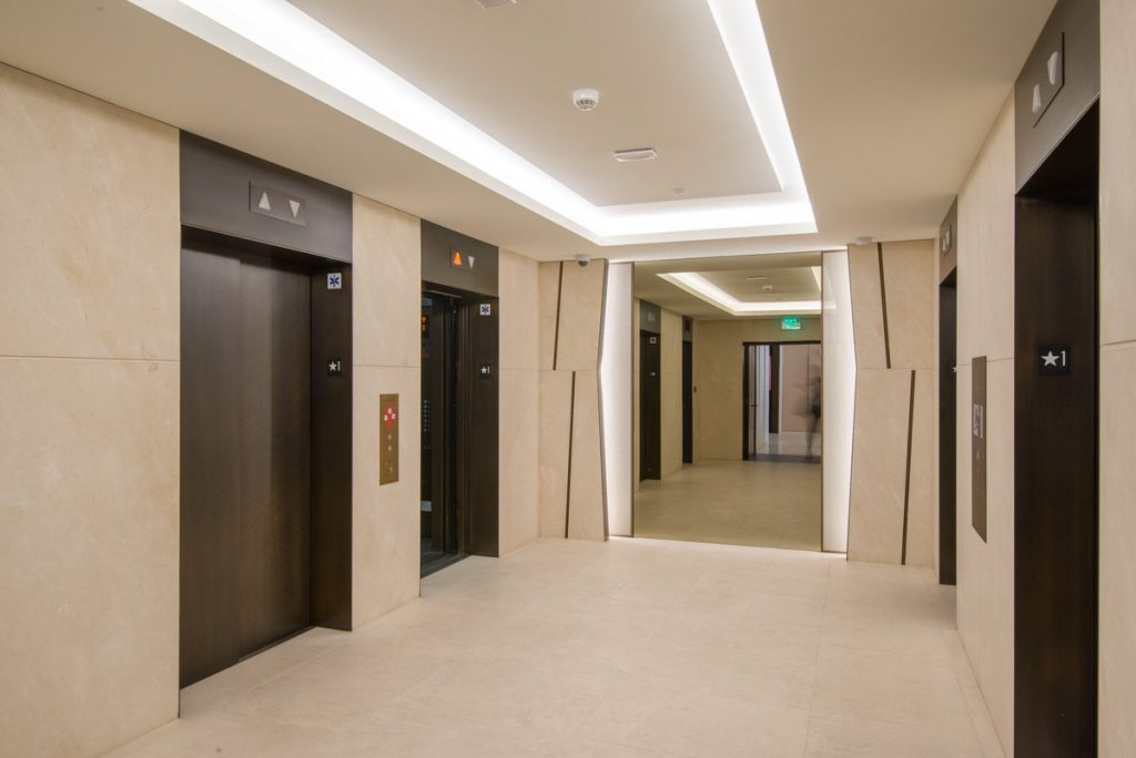Space for Elevators in Pakistan installation